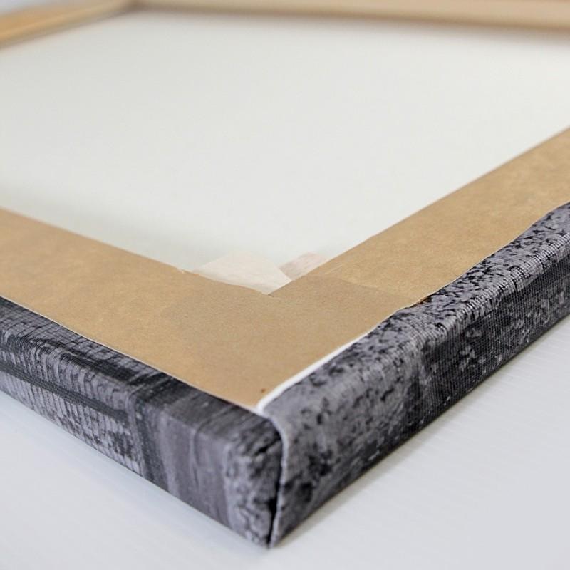 cadre en toile canvas votre image tamalou et bobola. Black Bedroom Furniture Sets. Home Design Ideas