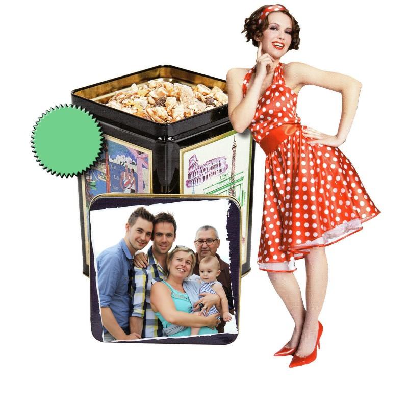 boite m tal cuisine coffret cadeau votre image tamalou et bobola. Black Bedroom Furniture Sets. Home Design Ideas