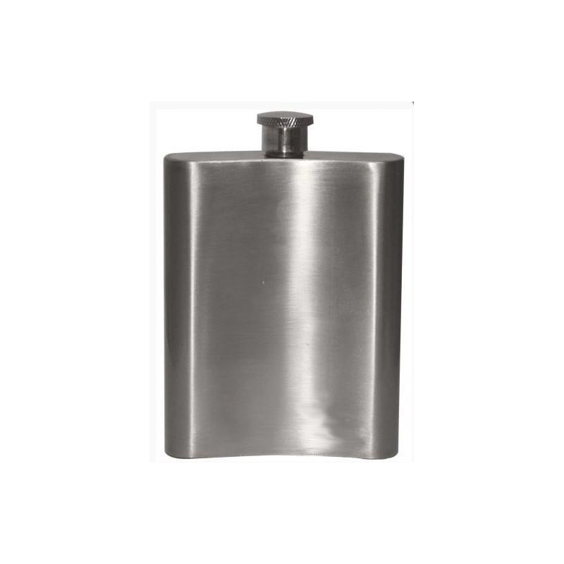 flasque fiole acier inox personnalisable tamalou et bobola. Black Bedroom Furniture Sets. Home Design Ideas