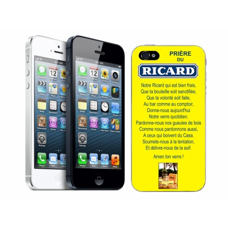 coque ricard iphone 8