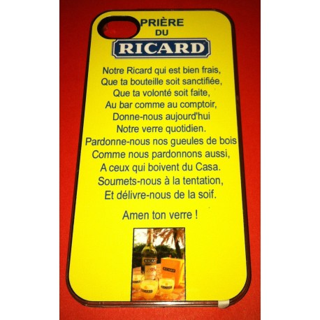 coque iphone 6 ricard
