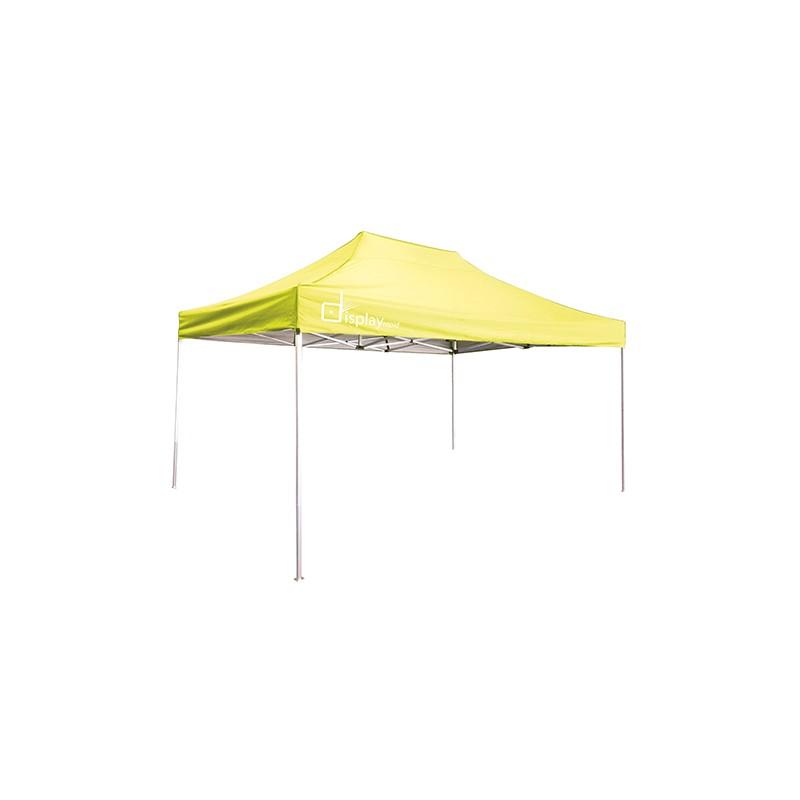 Chapiteau tivoli tente en aluminium 3m x 4,5m Tamalou et